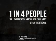 1 in 4 people