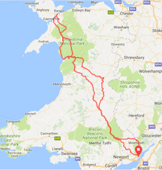 BCM route
